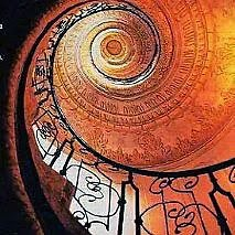 Introducing ~ STRESSWORKS ~. spiral staircase